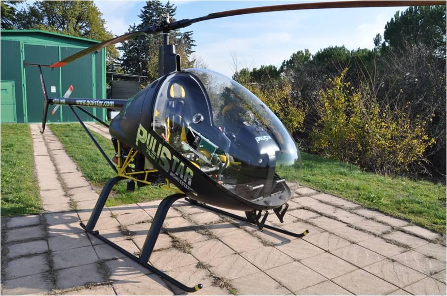 ULM Helicopter CH-7 Kompress Charlie 2018