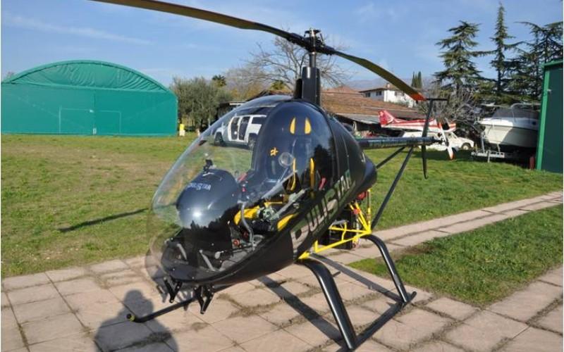 "ULM Helicopter CH-7 Kompress ""Charlie"""
