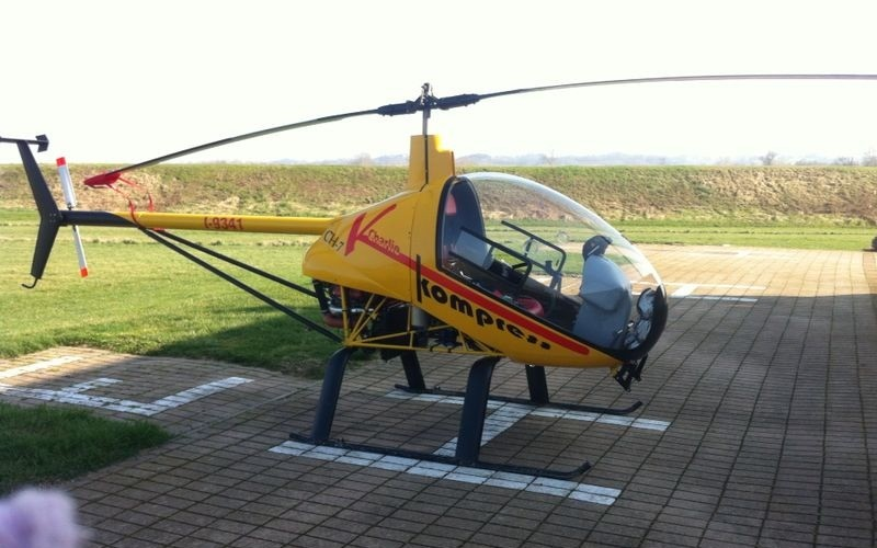 """ULM Helicopter CH-7 """"Charlie"""""""
