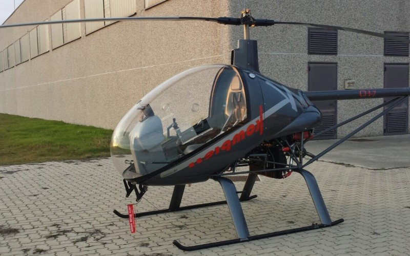 """ULM Helicopter CH-7 """"Charlie""""_I-7838"""